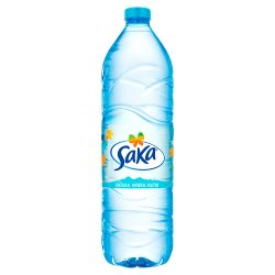 Saka Natural Mineral Water 1.5L