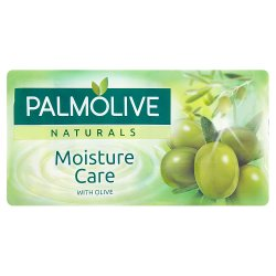 Palmolive Naturals Moisture Care with Olive 3 x 90g Bar Soap