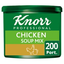 Knorr Professional Chicken Soup 200 Port