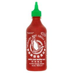 Flying Goose Brand Sriracha Hot Chilli Sauce 455ml