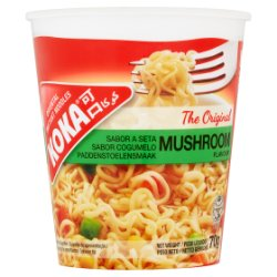 Koka The Original Mushroom Flavour Oriental Instant Noodles 70g