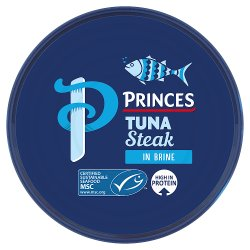 Princes Tuna Steak in Brine 160g