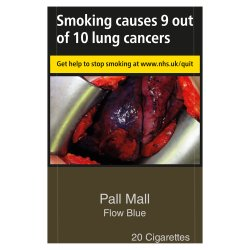 Pall Mall Flow Blue 20 Cigarettes