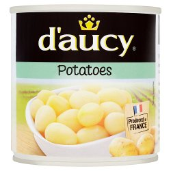 D'aucy Potatoes 400g