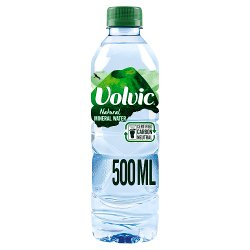 Volvic Natural Mineral Water 50cl