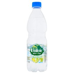 Volvic Touch of Fruit Sparkling Lemon & Lime Flavour 500ml