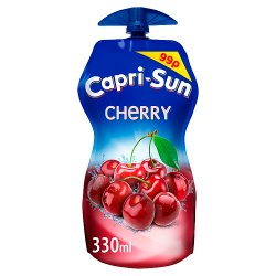 Capri-Sun Cherry 330ml PM 99p
