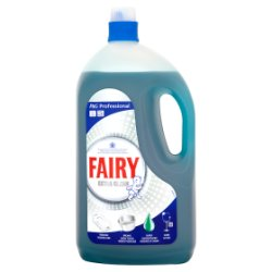 Fairy Extra Clean Washing Up Liquid 4L
