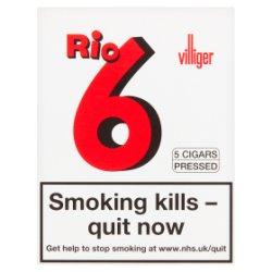 Villiger Rio 6 5 Cigars