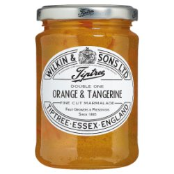 Wilkin & Sons Ltd Tiptree Orange & Tangerine Marmalade Fine Cut Peel 454g