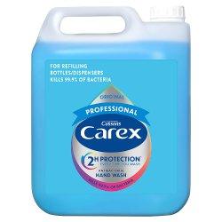 Carex Professional Complete Original Antibacterial Hand Wash 5L