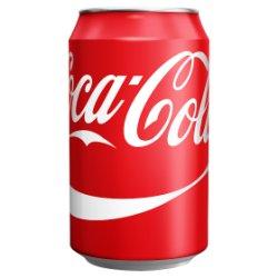 Coca-Cola 330ml PMP 65p