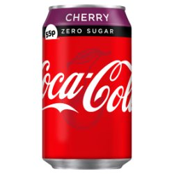 Coca-Cola Zero Sugar Cherry PM 55p