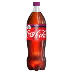 Coca Cola Zero Sugar Cherry PM £1.85 Or 2/ £2.89