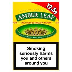 Amber Leaf Flip Top