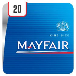 Mayfair Kingsize (Plain)