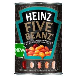 Heinz Five Beanz 415g