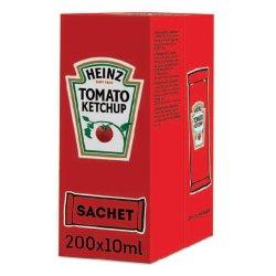 Heinz Tomato Ketchup 200 x 11g