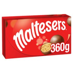 MALTESERS® Fairtrade Chocolate Box 360g