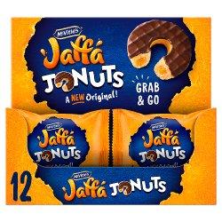 McVitie's Jaffa Jonuts 12 Pack