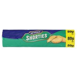 McVitie's Shorties 300g