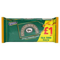 Mcvities Golden Syrup £1.00