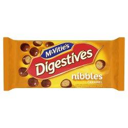 McVitie's Digestives Nibbles Caramel 37g