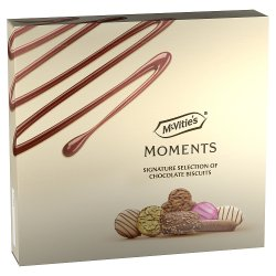 McVitie's Moments Signature Selection of Chocolate Biscuits 400g