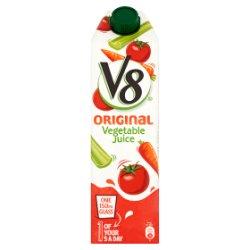 V8 Vegetable Juice Original 1L