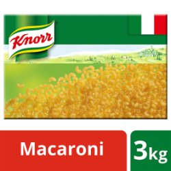 Knorr Pasta Maccheroni 3kg