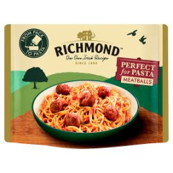 Richmond Perfect for Pasta Meatballs 350g