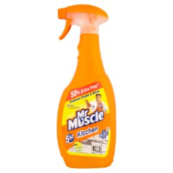 Mr Muscle 5in1 Kitchen Lemon Scent 750ml