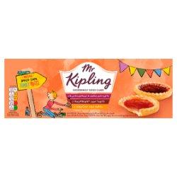 Mr Kipling 6 Jam Tarts