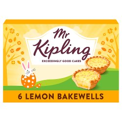 Mr K Lemon Bakewells
