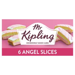Mr Kipling 6 Angel Slices