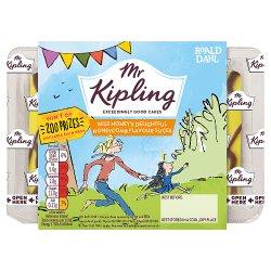Mr Kipling 6 Miss Honey's Delightful Honeycomb Flavour Slices