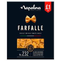 Napolina Farfalle No. 232 375g