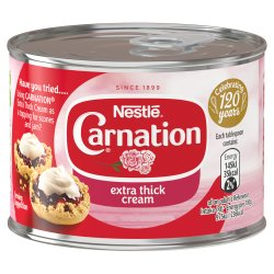 Nestlé® Carnation® Extra Thick Cream 170g Can