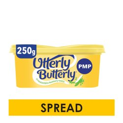Utterly Butterly Spread 250g PM £1.00