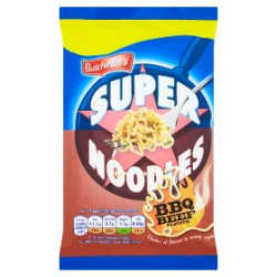 Batchelors Super Noodles BBQ Beef Flavour 100g