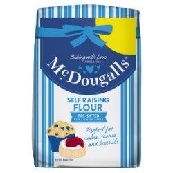 McDougalls Self Raising Flour 1.1kg