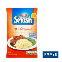 Batchelors Smash The Original Instant Mashed Potato 176g