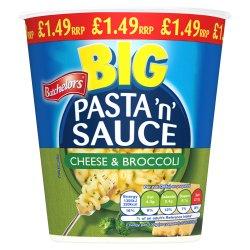 Batchelors Big Pasta 'n' Sauce Cheese & Broccoli 85g