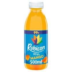Rubicon Still Mango Juice Drink 500ml