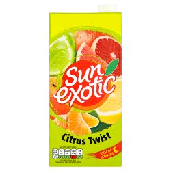 Sun Exotic Citrus Twist 1 Litre