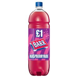 Barr Raspberry PM £1