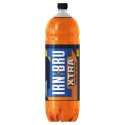 IRN-BRU Xtra 2 Litre Bottle, PMP £1