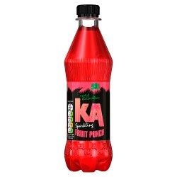 KA Sparkling Fruit Punch 500ml Bottle 99p PMP