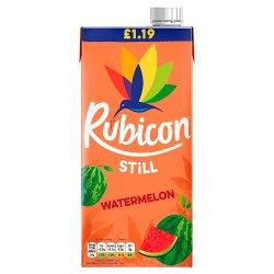 Rubicon Still Watermelon Juice Drink 1L, PMP £1.19
