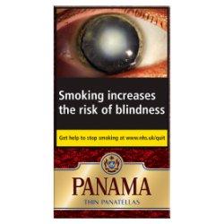 Panama Thin Panatellas 6 Outer